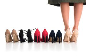 טיפים לבחירת נעלי עקב נוחות